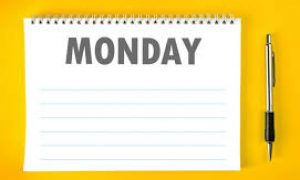 Why I Love Mondays (Your Energy Update for the Week)